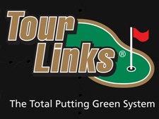 Tour Links putting greens