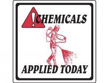 Chemical warning signs