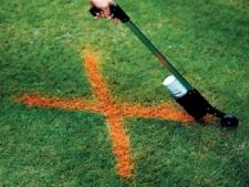 Rust-oleum marking paint & chalk