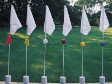 Pin position markers