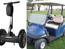 Rental carts