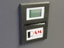 Magnetic card system 230 VAC<br>