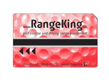 Magnetic card standard print<br>RED