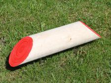 Augusta tee marker - Red<br>
