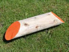 Augusta tee marker - Orange<br>