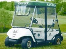 "Cart driving range protector<br>""RANGER"""