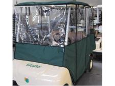 "Cart rain cover ""DELUXE""<br>green"