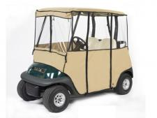 "Cart rain cover ""DELUXE""<br>tan"