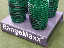 Range Maxx basket organiser<br>2014 model with round holes