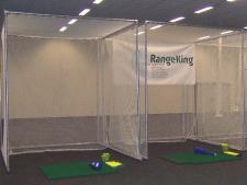 Practice cage INDOOR complete<br>high size: 300 x 350 x 380 cm