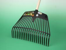 JOST PROFESSIONAL leaf rake<br>nylon complete with handle