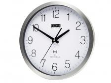 Wall mounted radio controlled<br>clock (INDOOR use only)
