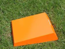 Excellent tee marker - Orange<br>