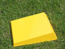 Excellent tee marker - Yellow<br>