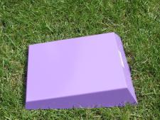 Excellent tee marker - Purple<br>(family golf tee marker)