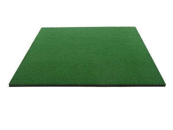 ECOFLEX turf mat<br>150 x 150 cm / 8 tee-holes