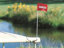 Cart identification flag <br>RANGER