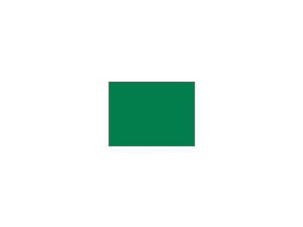 Practice green flag Ø 1.3 cm rod<br>Green - Large tube (1 pc)