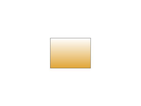 Single flag Plain nylon<br>GOLD tube-lock (1 pc)