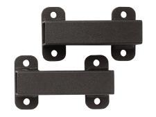 Alternative bracket flagstick caddie<br>for vertical arms (2 pieces)