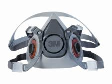 Respirator half face - Large<br>(re-usable)