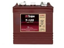 Trojan 125 - 6 Volt<br>deep cycle flooded battery