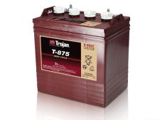 Trojan 875 - 8 Volt<br>deep cycle flooded battery