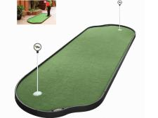 Tour Links putting green<br>12-panel 121 x 366 cm