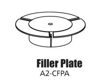 Tour Links cup filler plate<br>
